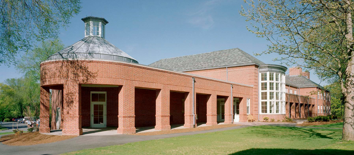 The Hotchkiss School A. Whitney Griswold Science Building in Lakeville, CT