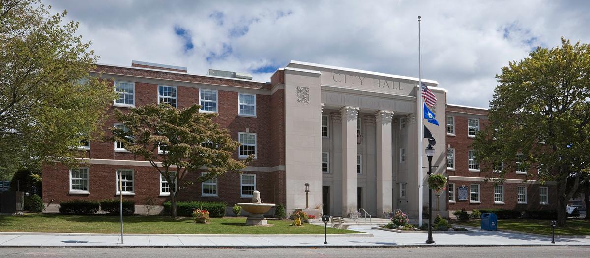 Torrington City Hall in Torrington, CT