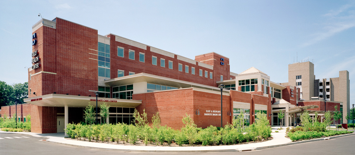 Tully Health Center in Stamford, CT