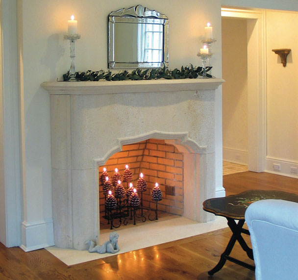 o g fireplace surrounds