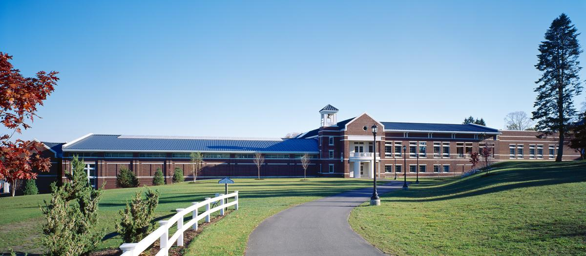 The Hotchkiss School Forest E. Mars, Jr. Athletic Complex in Lakeville, CT