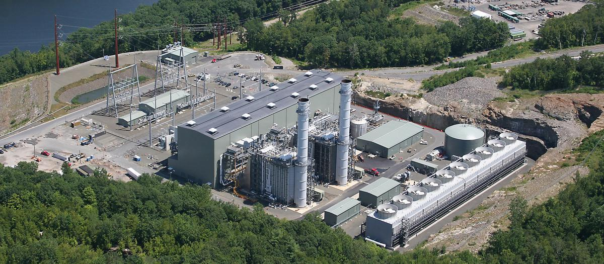 Kleen Energy Power Generation Facility in Middletown, CT