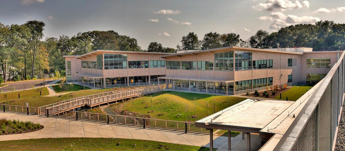 Rogers International School in Stamford, CT
