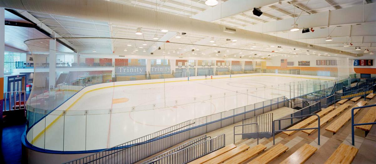 Trinity College Koeppel Community Sports Complex in Hartford, CT