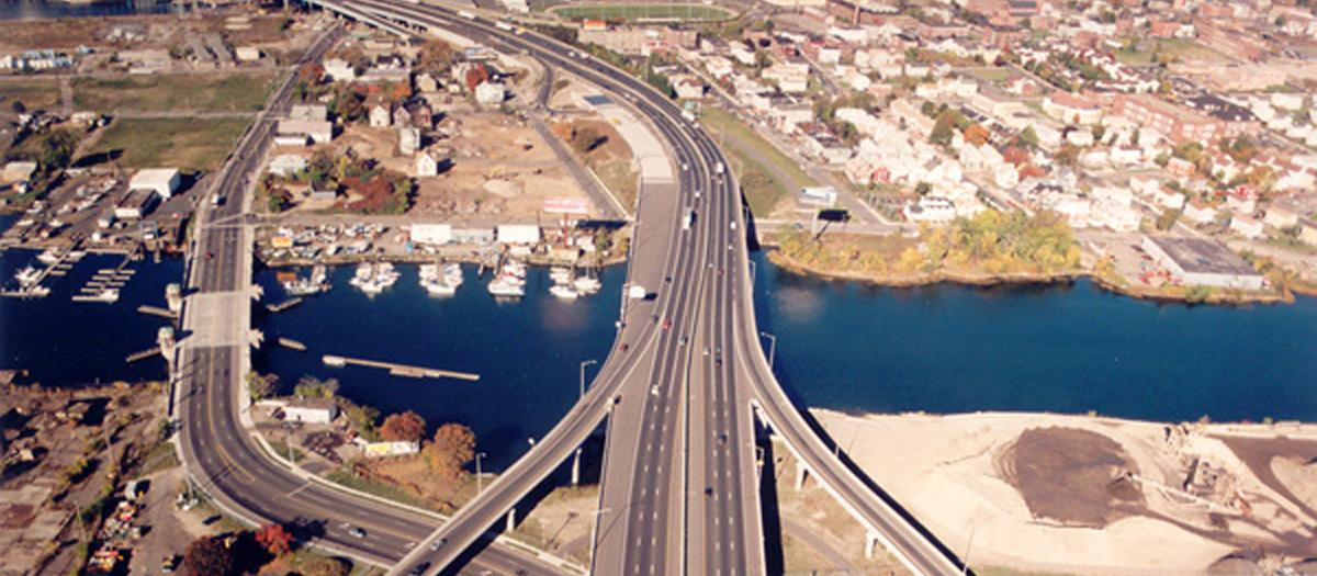 I-95 over Yellow Mill Channel and Reconstruction of Interchange 29 in Bridgeport, CT