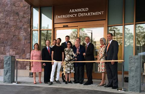 The Arnhold Emergency Department at New Milford Hospital