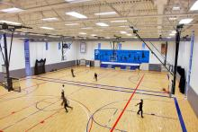 Bristol Boys and Girls Club Gym