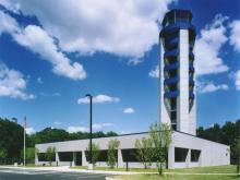 Bradley International Airport Control Tower