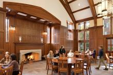 The Taft School Dining Hall