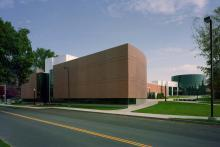 UConn Music Drama & Music Buildings
