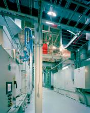 UConn Co-Gen Chiller Facility