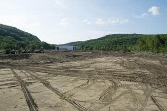 CT Transit Bus Maintenance Facility Site in Watertown