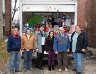 O&G staff donate toys to Torrington Youth Service Bureau